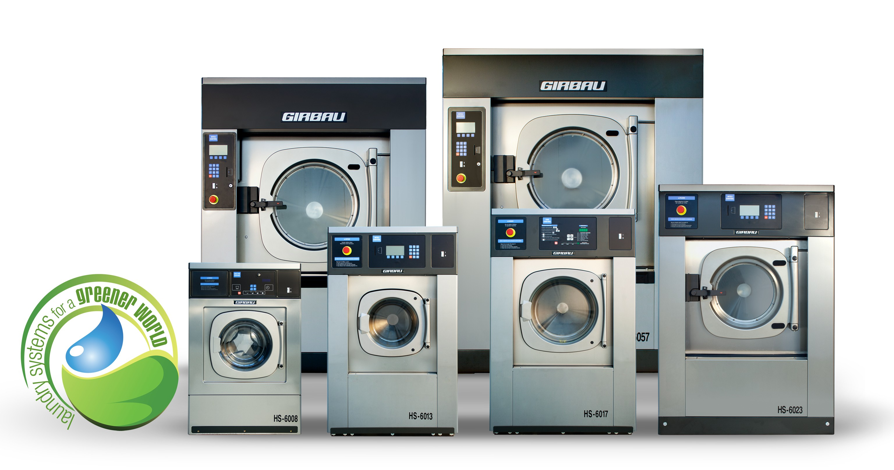 Girbau Commercial Laundry Equipment
